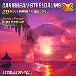 Caribbean Steeldrums: 20 Most Popular Melodies