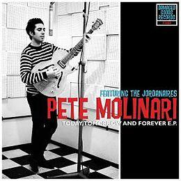 Pete Molinari CD-Mini-Album Today, Tomorrow & Forever Ep