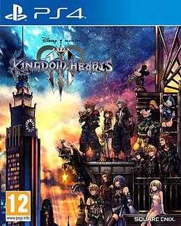 Kingdom Hearts 3 [PS4] (D) als PlayStation 4-Spiel