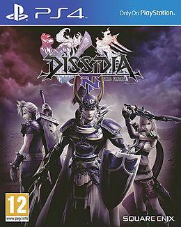 Dissidia Final Fantasy NT [PS4] (D) als PlayStation 4-Spiel