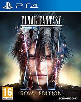 Final Fantasy XV Royal Edition [PS4] (D) als PlayStation 4-Spiel
