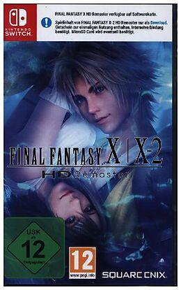 Final Fantasy X/X-2: HD Remaster [NSW] (D) als Nintendo Switch-Spiel