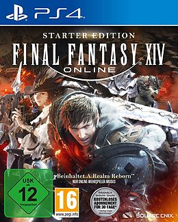 Final Fantasy XIV: Starter Edition [PS4] (D) als PlayStation 4-Spiel