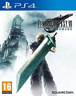 Final Fantasy VII: HD Remake [PS4] (D) als PlayStation 4-Spiel