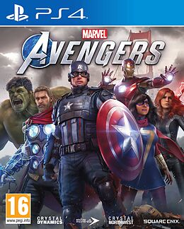 Marvel's Avengers [PS4/Upgrade to PS5] (D) als PlayStation 4, PlayStation 5,-Spiel