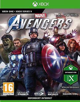 Marvel's Avengers [XONE/XSX] (D) als Xbox One, Xbox Series X, Smart-Spiel