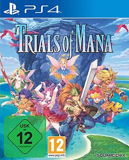 Trials of Mana [PS4] (D) als PlayStation 4-Spiel