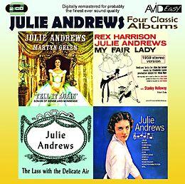 Julie Andrews CD Four Classic Albums