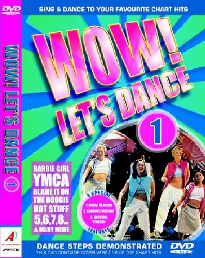 Wow! Let'S Dance Vol.1 (2006 Edition) [Versione tedesca]