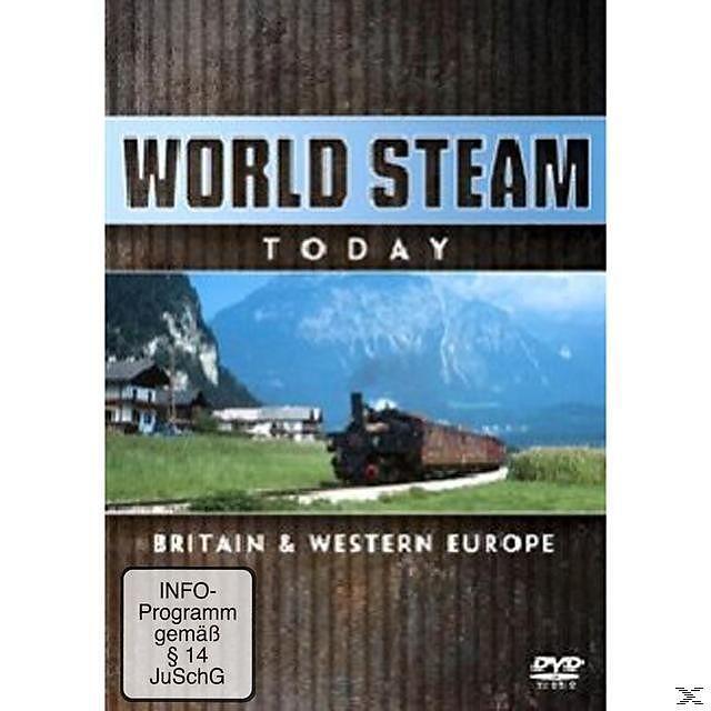 World Steam Britain & Western Europe [Version allemande]