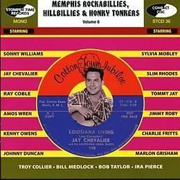 Memphis Rockabillies,Hillbillies & Honky Tonkers