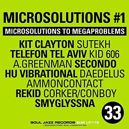 Microsolutions To Mega Problems