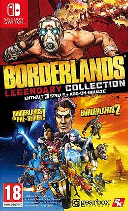Borderlands: Legendary Collection [NSW] (D) als Nintendo Switch-Spiel