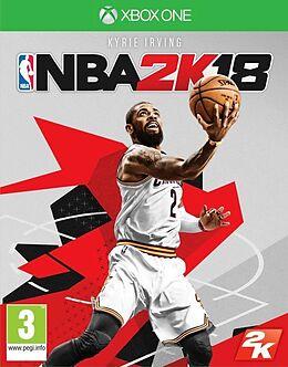 NBA 2K18 [XONE] (F) comme un jeu Xbox One
