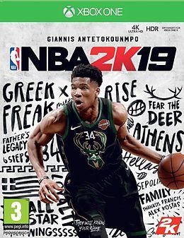 NBA 2K19 [XONE] (D) als Xbox One-Spiel