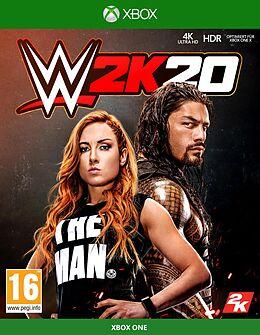 WWE 2K20 [XONE] (D) als Xbox One-Spiel