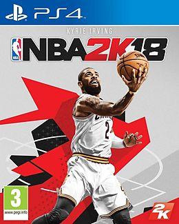 NBA 2K18 [PS4] (D) als PlayStation 4-Spiel