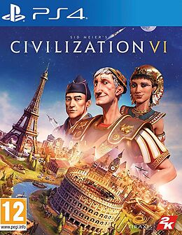 Civilization VI [PS4] (D) als PlayStation 4-Spiel