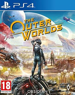 The Outer Worlds [PS4] (D) als PlayStation 4-Spiel