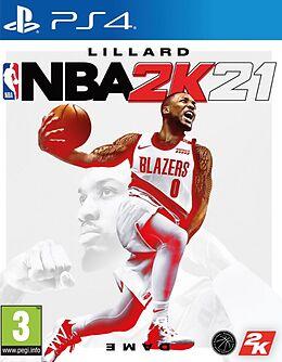 NBA 2K21 [PS4] (D) als PlayStation 4-Spiel