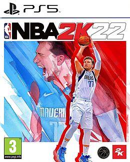 NBA 2K22 [PS5] (D) als PlayStation 5-Spiel