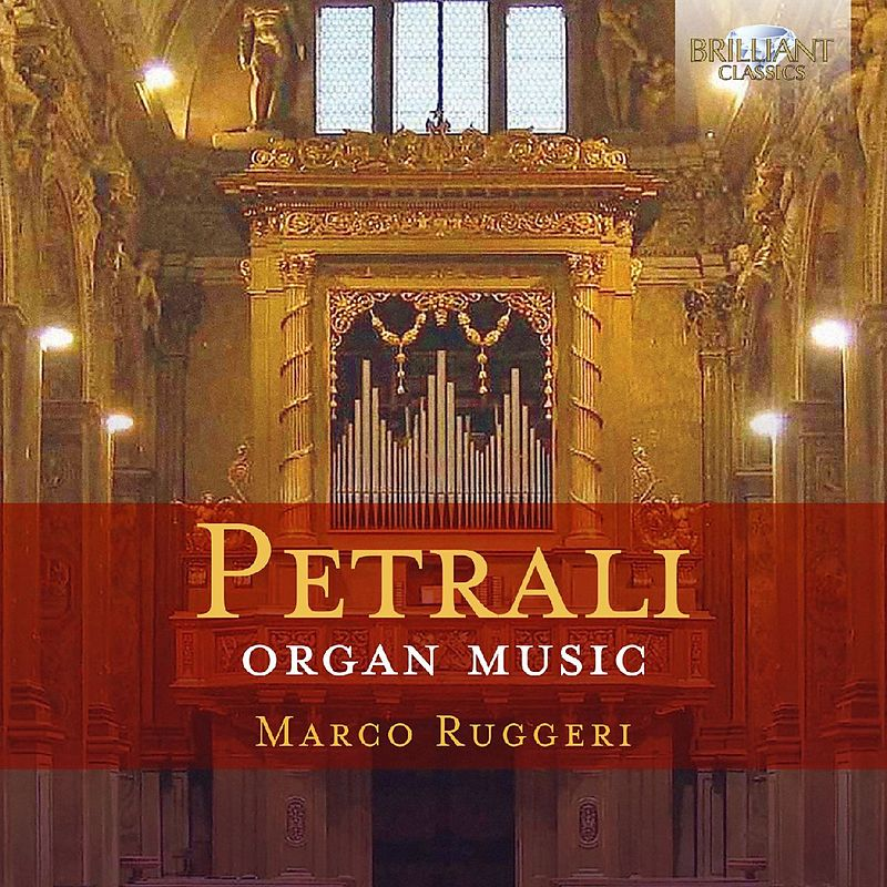 Ruggeri,Petrali: Organ Music