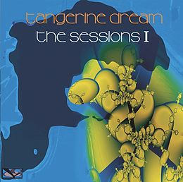 Tangerine Dream Vinyl The Sessions I (Clear Vinyl LP)