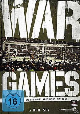 War Games:WCWs Most Notorious Matches DVD