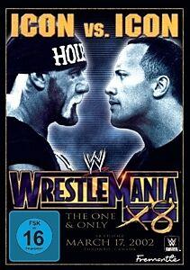 Wwe: Wrestlemania 18 - 2 Disc DVD DVD