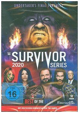 Wwe: Survivor Series 2020 DVD