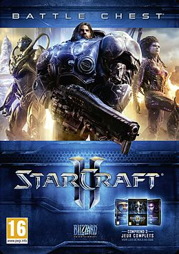 Starcraft II Battlechest 2.0 [PC] (F) comme un jeu Windows PC