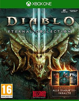 Diablo III - Eternal Collection [XONE] (D) als Xbox One-Spiel