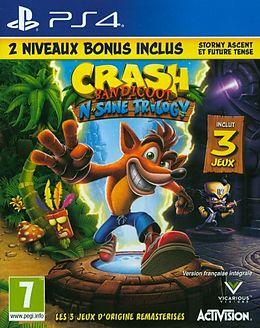 Crash Bandicoot N. Sane Trilogy [PS4] (F) comme un jeu PlayStation 4