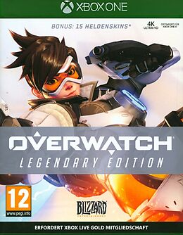 Overwatch - Legendary Edition [XONE] (D) als Xbox One-Spiel