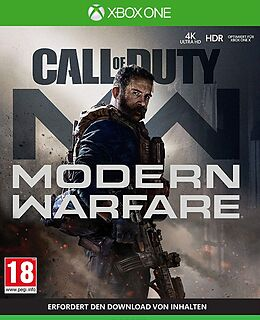 Call of Duty: Modern Warfare [XONE] (D) als Xbox One-Spiel