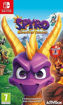 Spyro Reignited Trilogy [NSW] (D) als Nintendo Switch-Spiel
