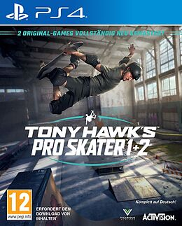 Tony Hawk`s Pro Skater 1&2 [PS4] (D) als PlayStation 4-Spiel