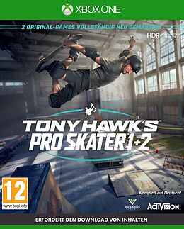 Tony Hawk`s Pro Skater 1&2 [XONE] (D) als Xbox One-Spiel
