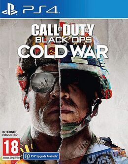 Call of Duty: Black Ops Cold War [PS4] (D) als PlayStation 4, Upgrade to PS5-Spiel