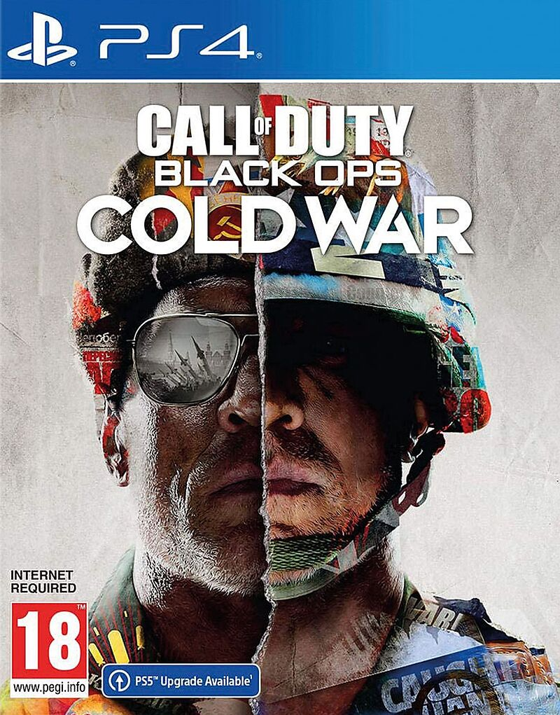 Call of Duty: Black Ops Cold War [PS4] (D)