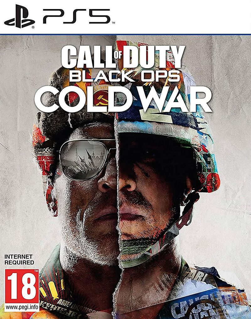 Call of Duty: Black Ops Cold War [PS5] (D)