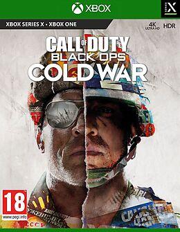 Call of Duty: Black Ops Cold War [XSX] (D) als Xbox Series X-Spiel