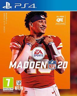 Madden NFL 20 [PS4] (E) als PlayStation 4-Spiel