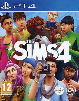 The Sims 4 [PS4] (D/F/I) als PlayStation 4-Spiel