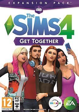 The Sims 4 Get together - Add-On [DVD] [PC/MAC] (D/F/I) als Windows PC, Mac OS-Spiel