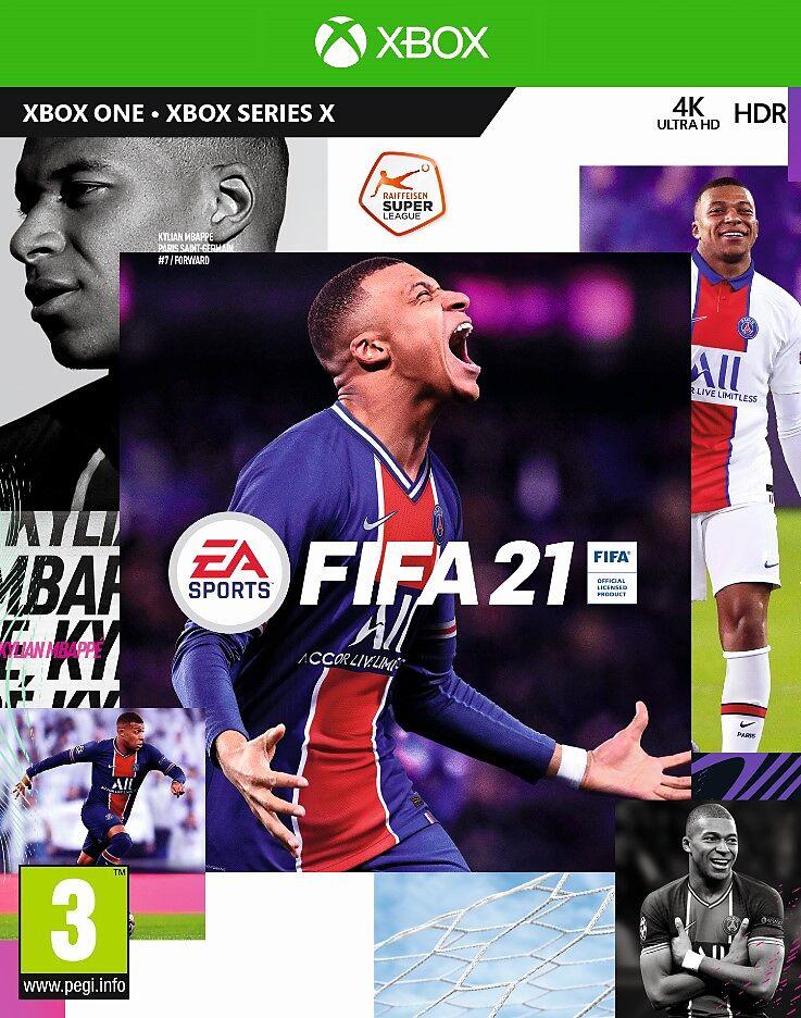 FIFA 21 [XONE/XSX] (D/F/I)