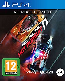 Need For Speed - Hot Pursuit Remastered [PS4] (D/F/I) comme un jeu PlayStation 4