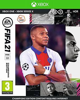 FIFA 21 - Champions Edition [XONE/XSX] (D/F/I) als Xbox One, Xbox Series X, Smart-Spiel