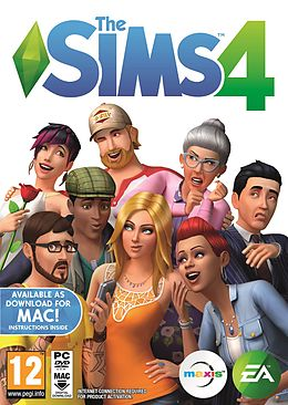 The Sims 4 als Windows PC, Mac OS-Spiel