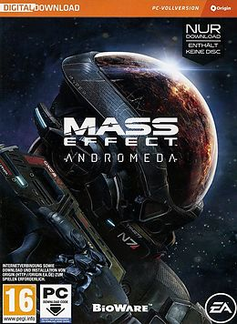 Mass Effect - Andromeda [DVD] [PC] (D/F/I) comme un jeu Windows PC